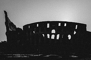 Rome in Black and White (2009-2014)